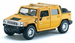 "Машина Kinsmart KT5097W ""Hummer H2"""