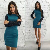 Женское платье делового стиля