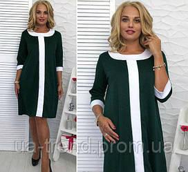 Повседневные платья больших размеров 48-54