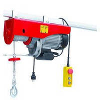 Тельфер (электрическая лебедка) 220В РА 300/600кг
