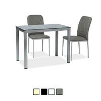 Стеклянный стол Galant 100x60 (Signal)