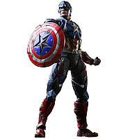 Фигурка  Капитан Америка Captain America 27 см  60.94 К.А.