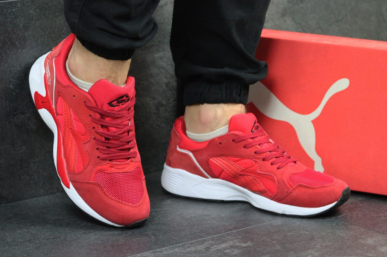 b6cbdfcdd Мужские кроссовки Puma Trinomic красные (Реплика ААА+) - купить по ...