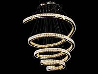 Хрустальная светодиодная люстра подвесная 1815-1000А