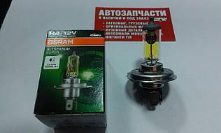 Лампа галогенна Osram All Seasons H4 12V 55/60W +30%