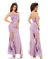 """Длинное платье в пол """" Мадрид """" Dress Code"""