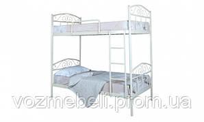 Кровать Элис Люкс двухъярусная 90*200