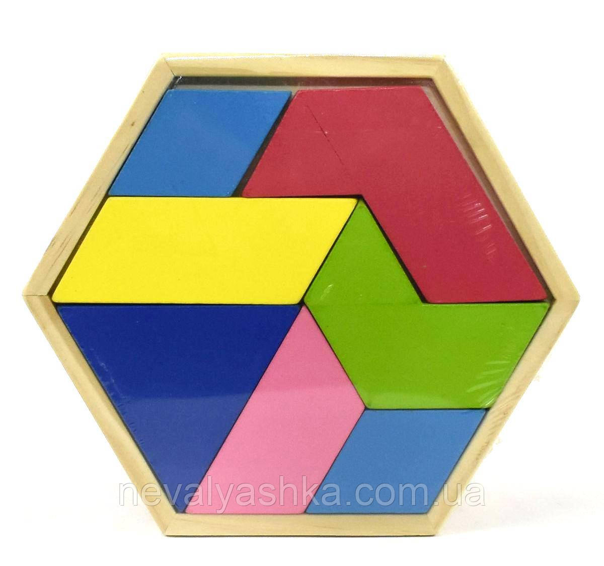 Деревянная игрушка Логика, F21456, 006932