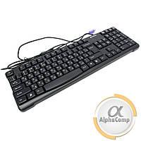 Клавиатура A4-Tech KR-750 PS/2 Black