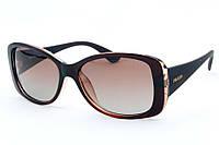 Солнцезащитные поляризационные очки Prada, реплика, 751613