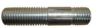 Шпилька М10 ГОСТ 22032 DIN 938 с ввинчиваемым концом длиной 1d