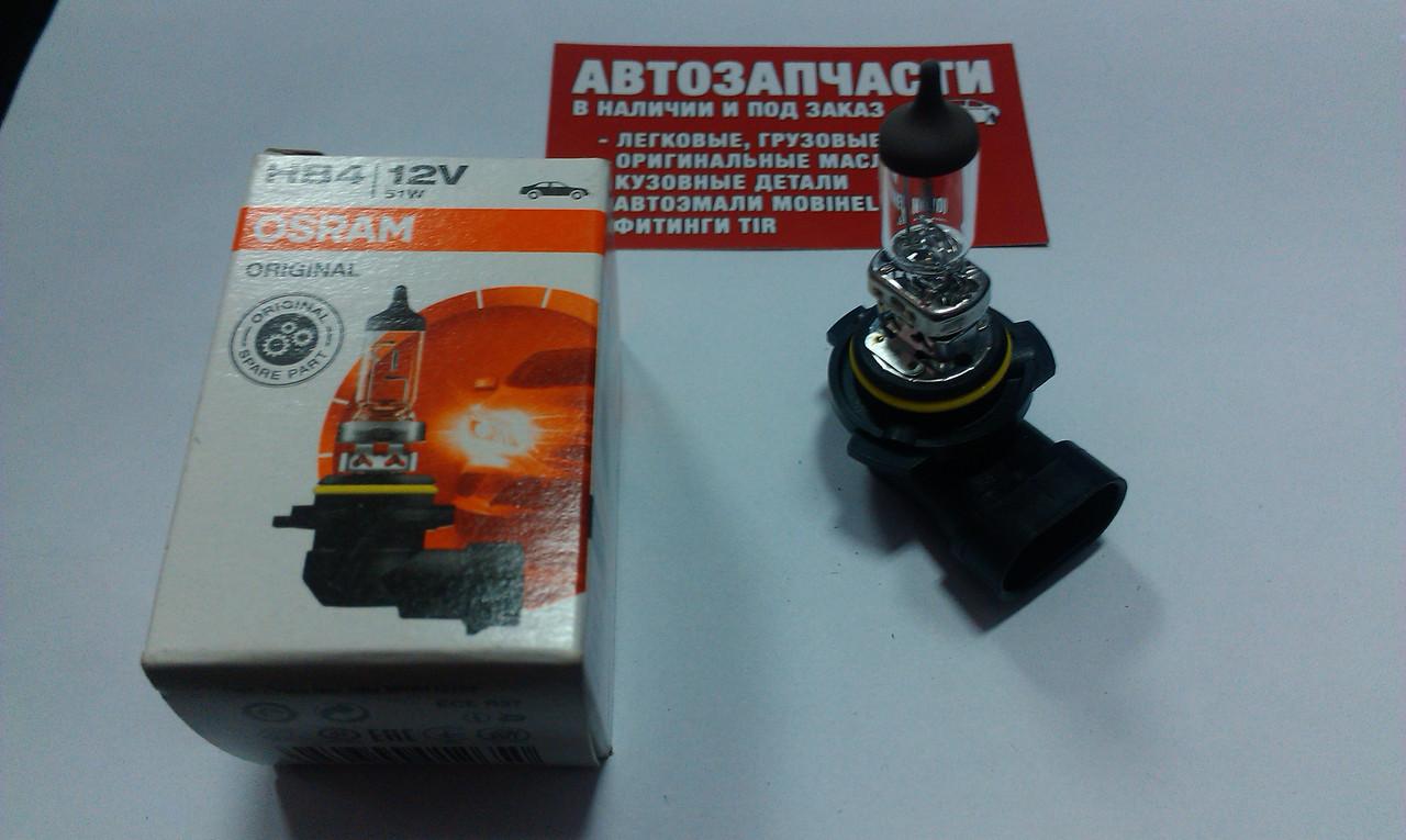 Лампа галогенная Osram HB4 12V 51W