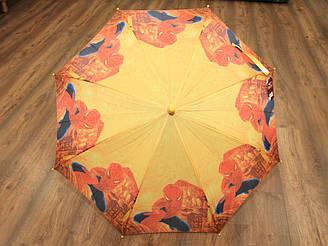 Детский зонт трость полуавтомат Человек Паук, Спайдермен, Spiderman