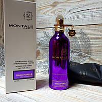 Духи Тестер Montale Paris Dark Purple Eau De Parfum Vaporisateur - Spray 100ml.