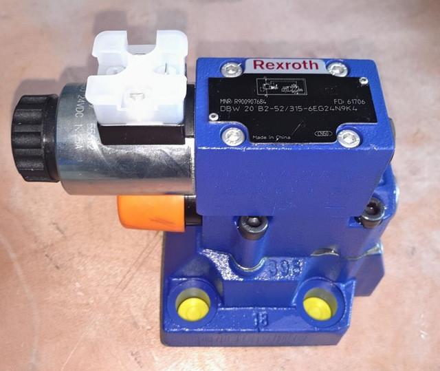 Электромагнитный клапан для сброса давления с разгрузкой  Duplomatic, клапан RQM *- P