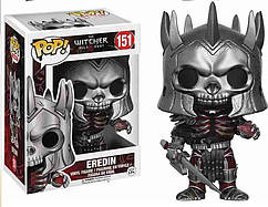 Фигурка Эредин Eredin Ведьмак The Witcher Funko Pop #151TW