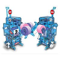 DIY004 Самодельный боксер Истребитель Дистанционное Управление Робот для игрушек для детей