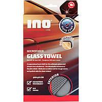 "Автосалфетка для стекол ""Glass Towel"" из микрофибры ""INO Line"" SMART Microfiber System"