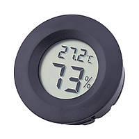 Термометр-гигрометр(вгаломер) круглый