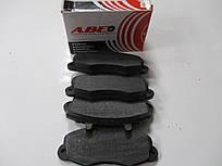 Колодки передние ABE C1G020ABE ABE C1G020ABE FORD TRANSIT 92-00 R12