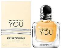 Парфюмированная вода Giorgio Armani Emporio Armani Because It's You Women EDP 50 ml