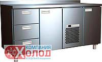 Холодильный стол 3GN/NT Полюс (T70 M3-1 RAL)