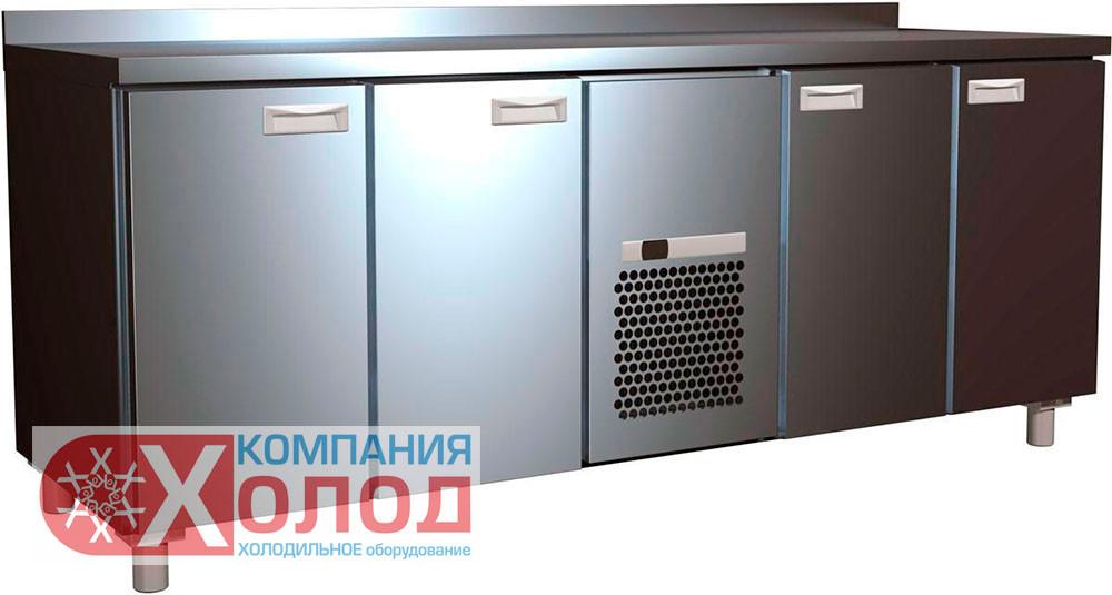 Холодильный стол 4GN/NT Полюс (T70 M4-1 RAL)