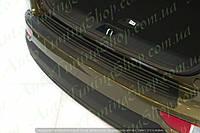 Защитная накладка на задний бампер Kia Sportage 2016-2018
