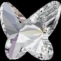 Стрази Сваровскі клейовий фіксації 2854 Crystal AB, фото 1