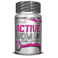 Active Woman BioTech USA 60 таб.,женские витамины и минералы,в Виннице,в Украине