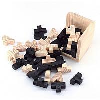 Головоломка: куб 3d тетрис!