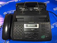 Телефон-Факс Panasonic KX-FP151+ 4 комплекта термопленки