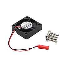 5шт DIY Ultra Тонкий Низкий уровень шума Вентилятор с активным охлаждением для Raspberry Pi 3 Model B/2B/B+