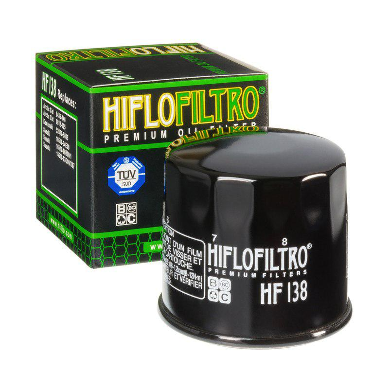 Масляний фільтр HIFLO HF138