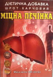 Шрот Крепкая печень, 100 г