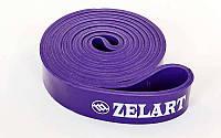 Резина для фитнеса (резинка для подтягиваний) Power Bands 3917-V: мощность M, 2080х32х4,5мм