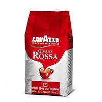 Кофе в зернах Lavazza Qualita Rossa 1 кг \ Лавацца Росса 1 кг