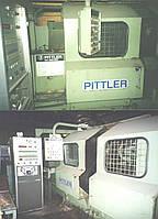 Токарный автомат с ЧПУ mod. PITTLER, NF 300
