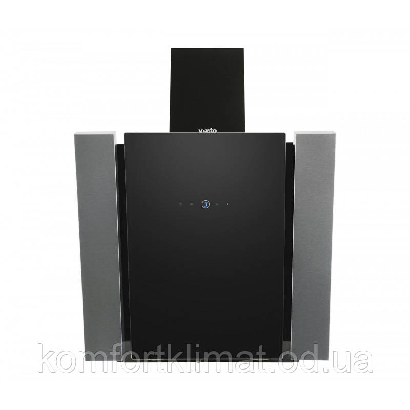 Кухонна витяжка VITTO 60 BK (1200) TRC SD VentoLux
