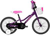 "Велосипед Trek Precaliber 16"" Girl fiol 2018, фото 1"
