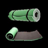Каремат туристический 2012 12мм (двухслойный, теснение с 2-х сторон) (1,8х0,6)