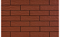 Клинкернаяплитка Rot рустикальная 65x245