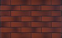 Клинкернаяплитка Rot с отливом гладкая 65x245