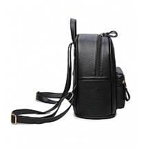 Рюкзак женский TCTTT черный eps-8051, фото 3