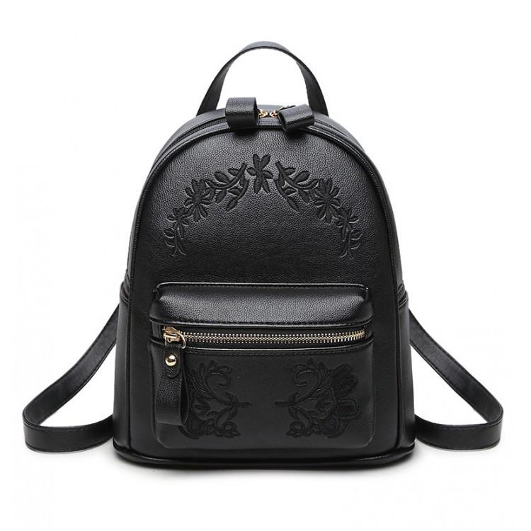 Рюкзак женский TCTTT черный eps-8051