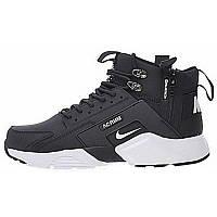 Кроссовки мужские Nike Air Huarache ACRONYM Black White