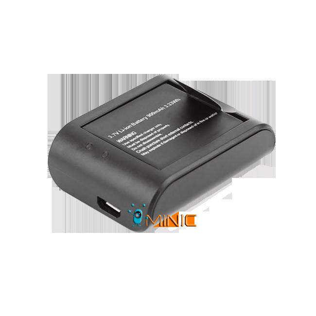 Зарядное устройство для аккумулятора экшн камер SJCAM SJ4000, SJ5000, M10