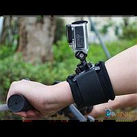 Крепление на руку для экшн камер SJCAM, GoPro, Xiaomi, Sony и др.