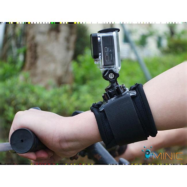 Крепление на руку для экшн камер SJCAM, GoPro, Xiaomi, Sony и др.   , фото 1