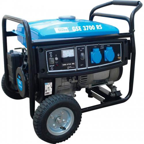 Бензиновый генератор GUEDE GSE 3700 RS